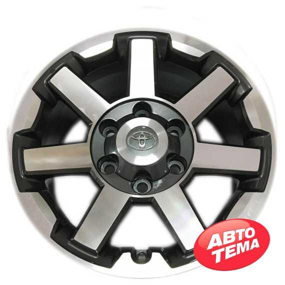 Купить Легковой диск REPLICA TY7026 GMF R16 W7.5 PCD6x139.7 ET16 DIA106.1