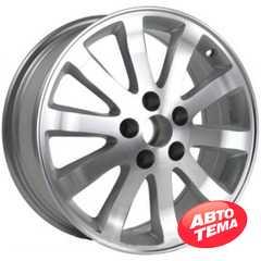 Купить Легковой диск REPLICA Toyota JH 1210 MS R17 W7 PCD5x114.3 ET35 DIA60.1