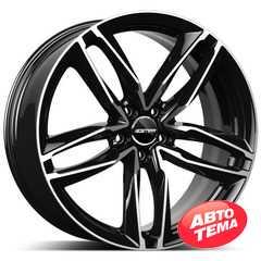 Легковой диск GMP Italia ATOM POL/BLK - Интернет магазин резины и автотоваров Autotema.ua