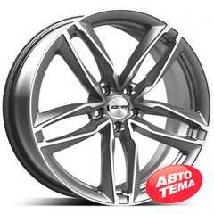 Купить Легковой диск GMP Italia ATOM POL/GME R21 W10 PCD5x130 ET45 DIA71.6