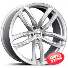 Легковой диск GMP Italia ATOM POL/SIL - Интернет магазин резины и автотоваров Autotema.ua