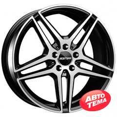 Купить Легковой диск GMP Italia MYTHOS POL/BLK R18 W9 PCD5x112 ET35 DIA66.6