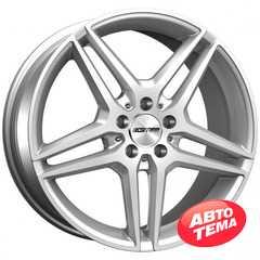 Купить Легковой диск GMP Italia MYTHOS SIL R17 W7.5 PCD5x112 ET35 DIA66.6