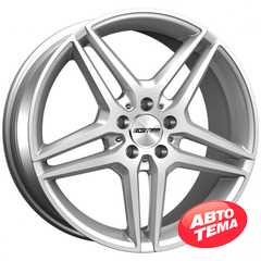 Купить Легковой диск GMP Italia MYTHOS SIL R17 W7.5 PCD5x112 ET42 DIA66.6