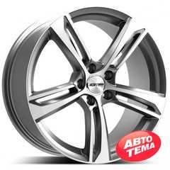 Купить Легковой диск GMP Italia PAKY POL/GME R18 W8 PCD5x112 ET35 DIA66.5