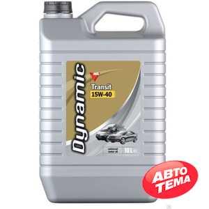 Купить Моторное масло MOL Dynamic Transit 15w-40 (10л)