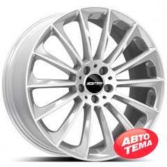 Купить Легковой диск GMP Italia STELLAR SIL R20 W9.5 PCD5x112 ET35 DIA66.6