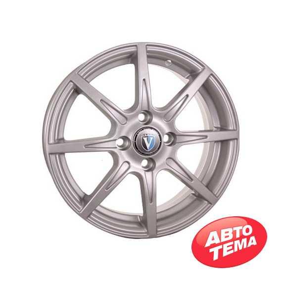 Купить Легковой диск TECHLINE 1508 SL R15 W5.5 PCD4x100 ET45 DIA54.1