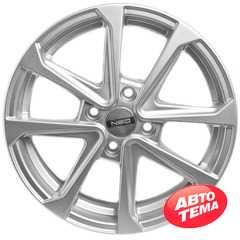 Купить Легковой диск TECHLINE 667 S R16 W6 PCD4x114.3 ET45 DIA67.1