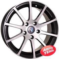 Купить TechLine VENTI 1603 BD R16 W6.5 PCD5x100 ET40 DIA57.1