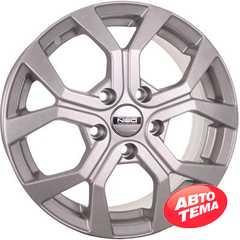Купить Легковой диск TECHLINE 657 S R16 W6.5 PCD5x114.3 ET50 DIA66.1