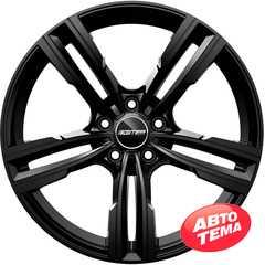 Купить Легковой диск GMP Italia REVEN BLK R17 W7.5 PCD5x120 ET37 DIA72.6