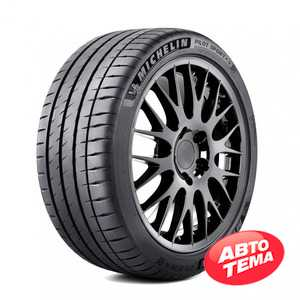 Купить MICHELIN Pilot Sport PS4 S 255/40R19 100Y