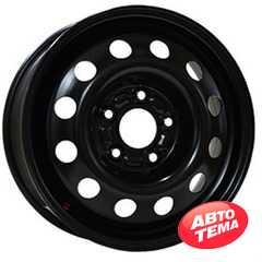 Легковой диск STEEL SDT U4038 BLACK - Интернет магазин резины и автотоваров Autotema.ua