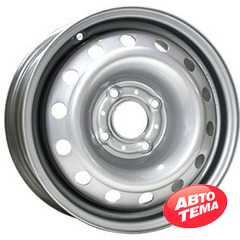 Купить Легковой диск STEEL SDT U4085 Silver R15 W6 PCD4x114.3 ET44 DIA56.6