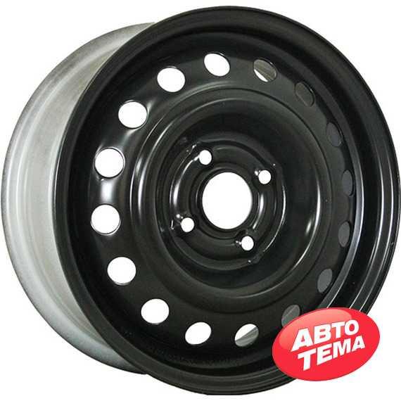 Купить Легковой диск STEEL TREBEL 9407T BLACK R16 W6.5 PCD5x114.3 ET38 DIA67.1