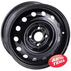 Легковой диск STEEL ARRIVO AR200 BLACK - Интернет магазин резины и автотоваров Autotema.ua