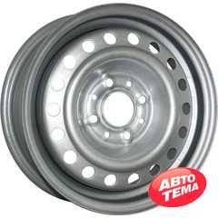 Легковой диск STEEL TREBL 6355T Silver - Интернет магазин резины и автотоваров Autotema.ua