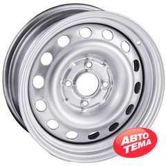Легковой диск STEEL TREBL 64E45H Silver - Интернет магазин резины и автотоваров Autotema.ua