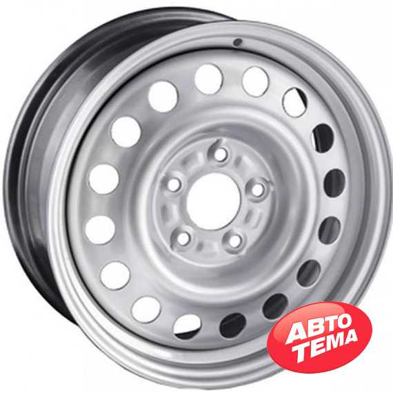 Легковой диск STEEL TREBL 64G48L Silver - Интернет магазин резины и автотоваров Autotema.ua