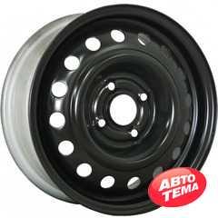 Купить Легковой диск STEEL TREBL 7305T BLACK R15 W6 PCD4x114.3 ET43 DIA66.1