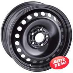 Легковой диск STEEL TREBL 7755T BLACK - Интернет магазин резины и автотоваров Autotema.ua