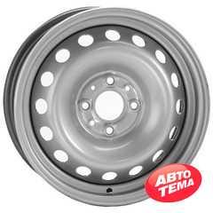 Купить Легковой диск STEEL TREBL 7985T Silver R15 W6 PCD4x114.3 ET44 DIA56.6