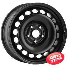 Купить Легковой диск STEEL TREBL 8005T BLACK R16 W6.5 PCD5x114.3 ET55 DIA64.1