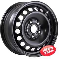 Легковой диск STEEL TREBL 8030T BLACK - Интернет магазин резины и автотоваров Autotema.ua