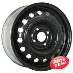 Легковой диск STEEL TREBL 8067T BLACK - Интернет магазин резины и автотоваров Autotema.ua