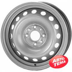 Купить Легковой диск STEEL TREBL 8114T Silver R15 W6 PCD4x100 ET48 DIA54.1
