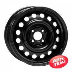 Купить Легковой диск STEEL TREBL 8460T BLACK R15 W6 PCD5x114.3 ET40 DIA66.1