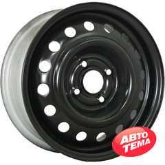 Купить Легковой диск STEEL TREBL 8775T BLACK R15 W6 PCD5x118 ET68 DIA71.1