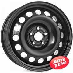 Легковой диск STEEL TREBL 9165T BLACK - Интернет магазин резины и автотоваров Autotema.ua
