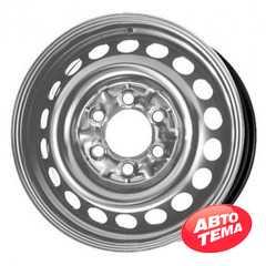 Легковой диск STEEL TREBL 9207T Silver - Интернет магазин резины и автотоваров Autotema.ua