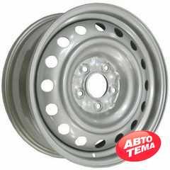 Легковой диск STEEL TREBL 9495T Silver - Интернет магазин резины и автотоваров Autotema.ua