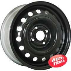 Легковой диск STEEL TREBL 9552T BLACK - Интернет магазин резины и автотоваров Autotema.ua