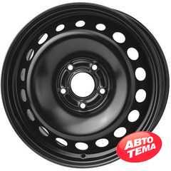 Легковой диск STEEL TREBL 9563T BLACK - Интернет магазин резины и автотоваров Autotema.ua