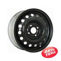 Купить Легковой диск STEEL TREBL 9601T BLACK R16 W6 PCD5x130 ET68 DIA78.1