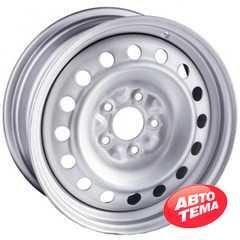 Легковой диск STEEL TREBL 9685T Silver - Интернет магазин резины и автотоваров Autotema.ua