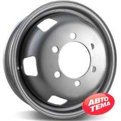 Грузовой диск STEEL TREBL LT2883D Silver - Интернет магазин резины и автотоваров Autotema.ua