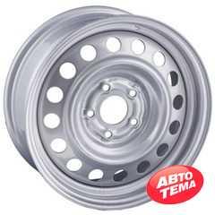 Легковой диск STEEL TREBL X40010 Silver - Интернет магазин резины и автотоваров Autotema.ua