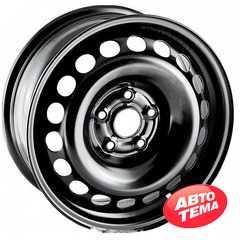 Легковой диск STEEL TREBL X40016 BLACK - Интернет магазин резины и автотоваров Autotema.ua