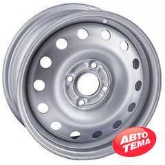 Легковой диск STEEL TREBL X40031 Silver - Интернет магазин резины и автотоваров Autotema.ua