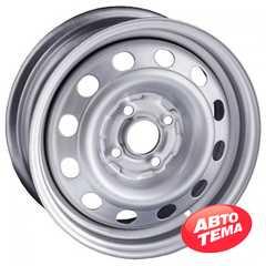 Легковой диск STEEL TREBL X40048 Silver - Интернет магазин резины и автотоваров Autotema.ua