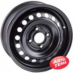 Легковой диск STEEL TREBL X40051 BLACK - Интернет магазин резины и автотоваров Autotema.ua