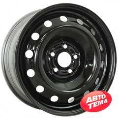 Легковой диск STEEL TREBL X40054 BLACK - Интернет магазин резины и автотоваров Autotema.ua