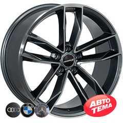 Легковой диск REPLICA BMW BK5232 GP - Интернет магазин резины и автотоваров Autotema.ua