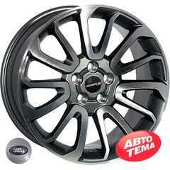 Купить Легковой диск ZF TL1326 GMF R20 W9.5 PCD5x120 ET50 DIA72.6