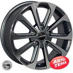 Купить Легковой диск ZF TL0210 GMF R16 W6.5 PCD5x114.3 ET40 DIA66.1